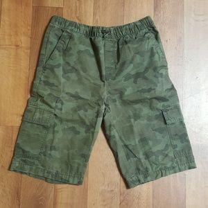 Old Navy Camo Shorts.